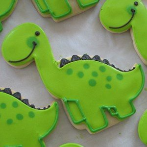 Dinosaur Cookie Cutters