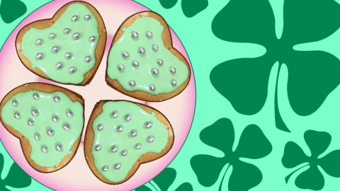 DIY St. Patrick's Day Treats: How to Make Sugar Cookies | Quick and Easy Cookies Recipe