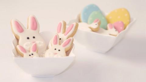 Easter Week – Part 1 – EASY EASTER COOKIES!