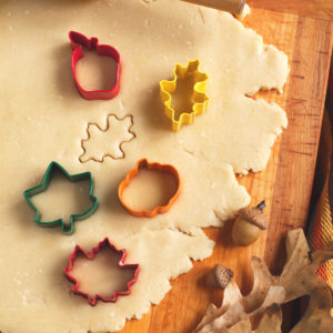 Thanksgiving Cookie Cutters