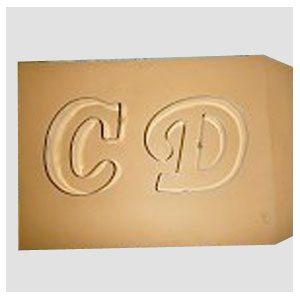letter c cookie cutter fancy
