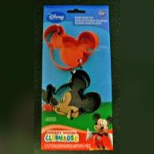 Mickey Mouse Cookie Cutter