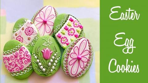 Easter Egg Cookies.???