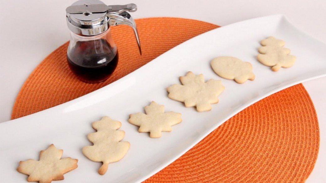 Maple Sugar Cookie Recipe - Laura Vitale - Laura in the Kitchen ...