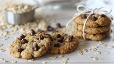 Oatmeal Cookie Recipe | How to Make Oatmeal Cookies